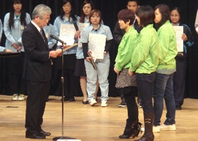 イメージ:第22回 グローバルQC発表会3