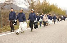 イメージ:犬上川クリーン作戦参加2
