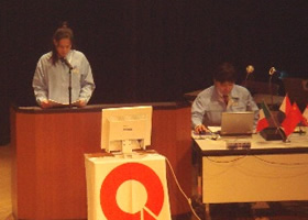 IMAGE:22nd Global QC Presentation Conference 1