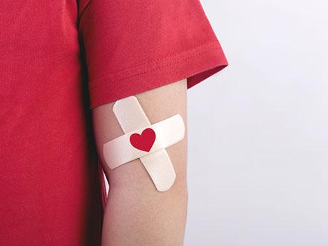 献血への取り組み
