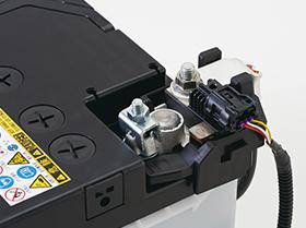 鉛バッテリ状態検知センサ