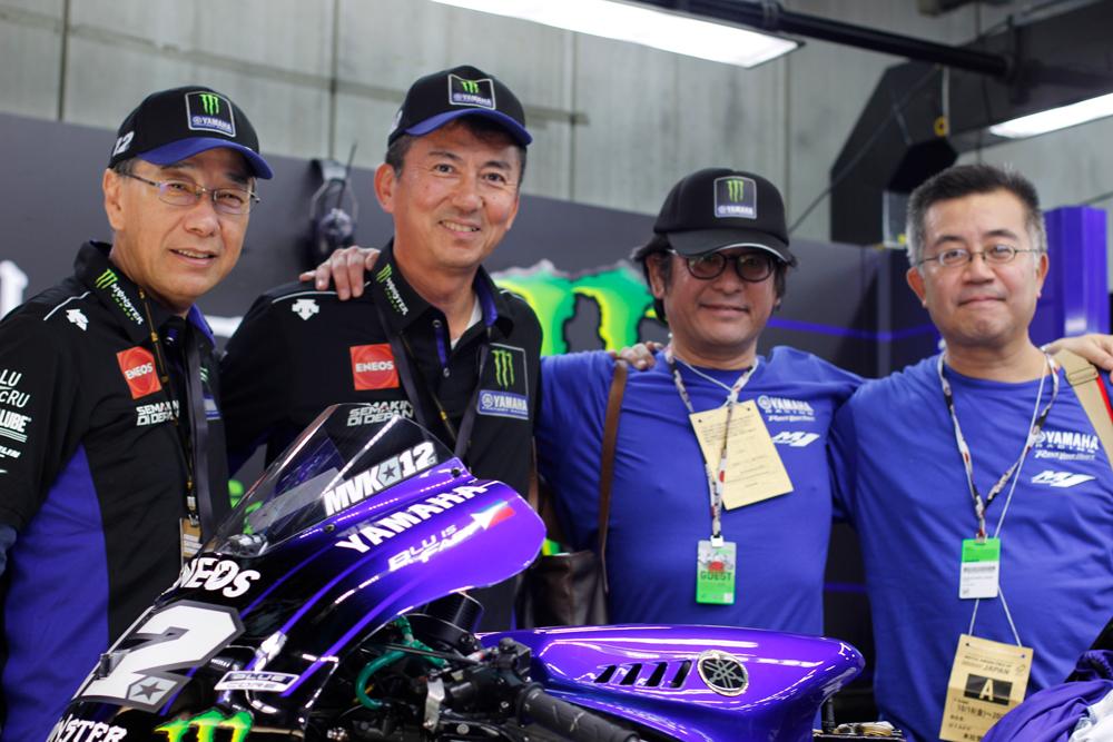 [第6回番外編]オートバイから知る古河AS(番外編)〜MotoGP観戦レポート〜